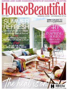 House Beautiful UK – July 2021