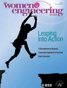 IEEE Women in Engineering Magazine – June 2021