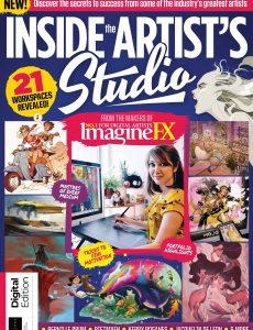ImagineFX Inside The Artists Studio – First Edition, 2021