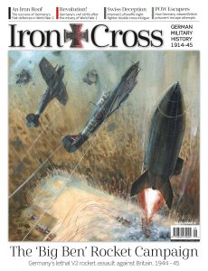 Iron Cross – Issue 9 – June 2021