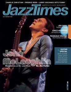 JazzTimes – July 2021