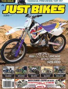 Just Bikes – 07 June 2021