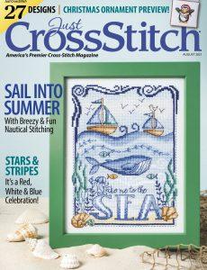 Just CrossStitch – August 2021