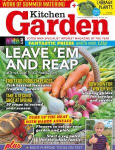 Kitchen Garden – Issue 287 – August 2021