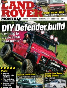 Land Rover Monthly – August 2021