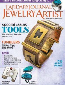 Lapidary Journal Jewelry Artist – Summer 2021