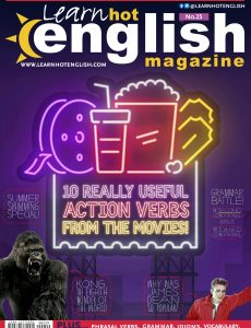 Learn Hot English – Issue 229 – June 2021