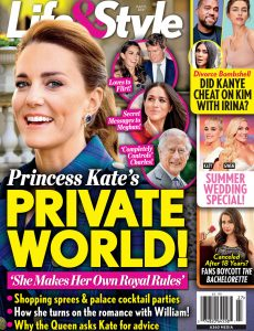 Life & Style Weekly – July 05, 2021