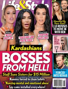 Life & Style Weekly – June 28, 2021