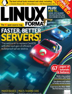 Linux Format UK – August 2021