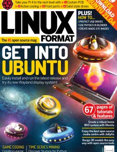 Linux Format UK – July 2021