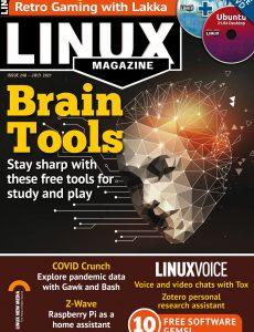 Linux Magazine – July 2021