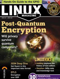 Linux Magazine – June 2021
