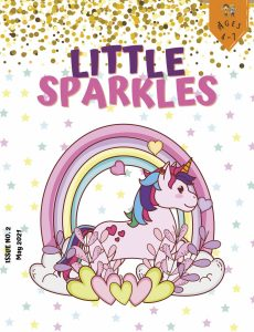 Little Sparkles – May 2021