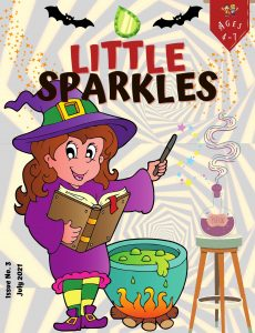 Little Sparkles Kids Magazine (Ages 4-7) – July 2021