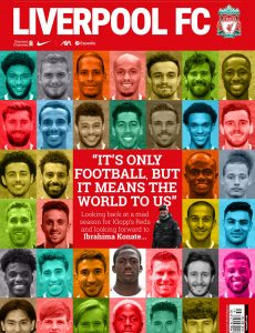 Liverpool FC Magazine – July 2021
