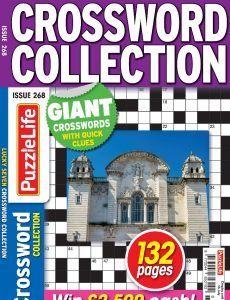 Lucky Seven Crossword Collection – June 2021