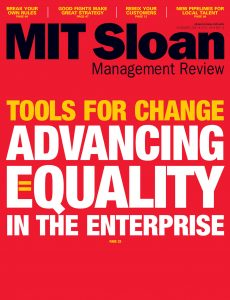 MIT Sloan Management Review – Summer 2021