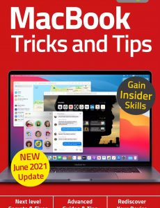 MacBook, Tricks And Tips – 6th Edition 2021