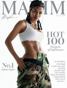 Maxim USA – July-August 2021