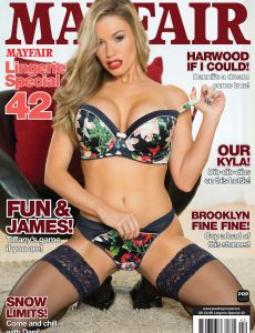 Mayfair Lingerie – Number 42 – 8 March 2020