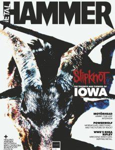 Metal Hammer UK – August 2021