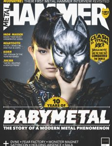 Metal Hammer UK – July 2021