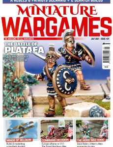 Miniature Wargames – Issue 459 – July 2021