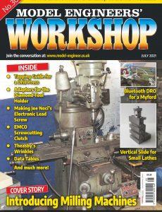 Model Engineers' Workshop – July 2021