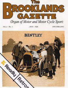 Motor Sport Readly Retros – Brooklands Gazette, 2021