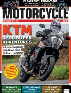 Motorcycle Sport & Leisure – July 2021