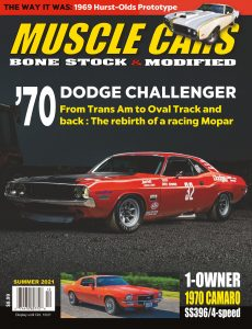Muscle Cars – Summer 2021