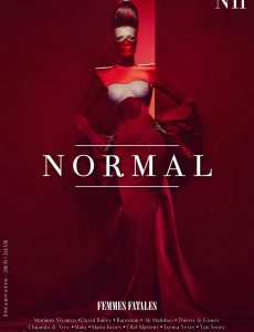 NORMAL Magazine Original Edition – Issue 11 – 8 November 2018