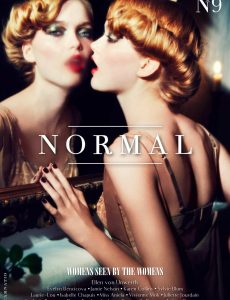 NORMAL Magazine Original Edition – Issue 9 – Female Photographers Issue – 8 March 2018