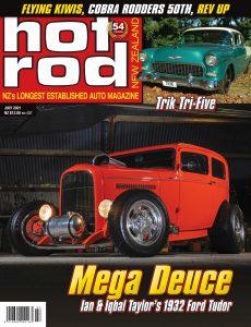 NZ Hot Rod – July 2021