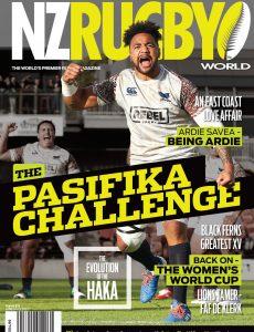 NZ Rugby World – June-July 2021