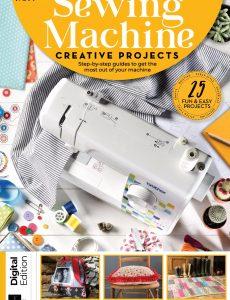 New Sewing Machine – 2nd Edition, 2021