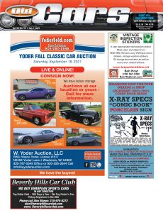 Old Cars Weekly – 01 July 2021