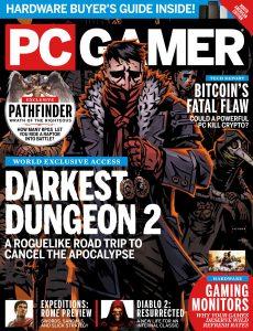 PC Gamer USA – August 2021