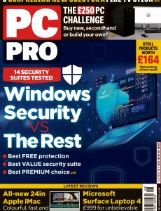 PC Pro – August 2021