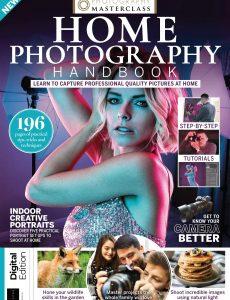 Photography Masterclass Home Photography Handbook – Issue 118, 2021