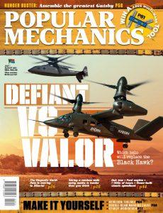 Popular Mechanics South Africa – July-August 2021