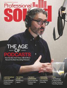 Professional Sound – June 2021