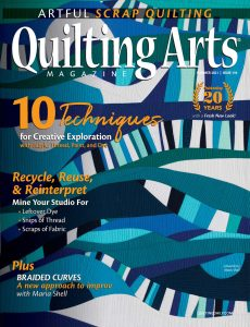 Quilting Arts – Summer 2021