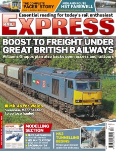 Rail Express – Issue 302 – July 2021