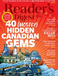 Reader's Digest Canada – July-August 2021