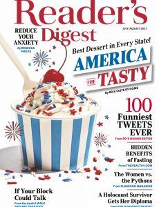 Reader's Digest USA – July-August 2021