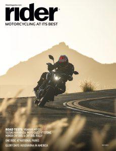 Rider Magazine – July 2021