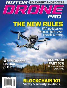 RotorDrone Pro – June-July 2021