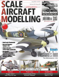 Scale Aircraft Modelling – Volume 43 No 5 – July 2021